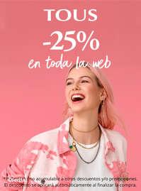 -25% en toda la web