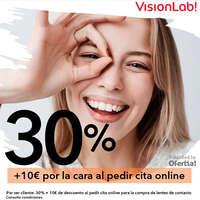 30% + 10€ por la cara al pedir cita online 📆