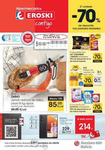 - 2ª unidade -70% de desconto nos productos senialados -- Page 1