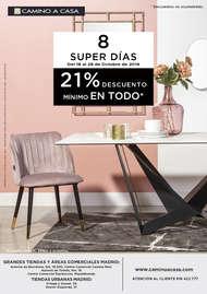 8 SUPER DÍAS SEPTIEMBRE-OCTUBRE 2019