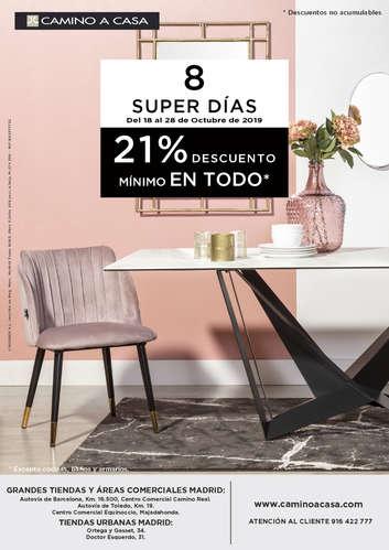 8 SUPER DÍAS SEPTIEMBRE-OCTUBRE 2019- Page 1