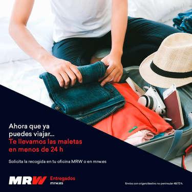 ¡Te llevamos las maletas!- Page 1
