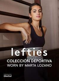 Colección deportiva. Worn by Marta Lozano