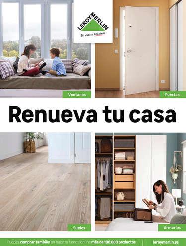 Renueva tu casa- Page 1