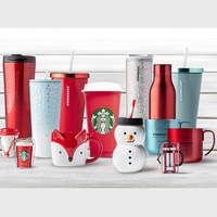 Starbucks Vasos Navideños
