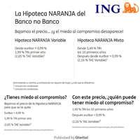 Hipoteca Naranja del Banco no Banco
