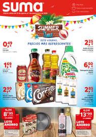 Este verano, precios más refrescantes