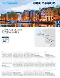 Cruceros fluviales 2021