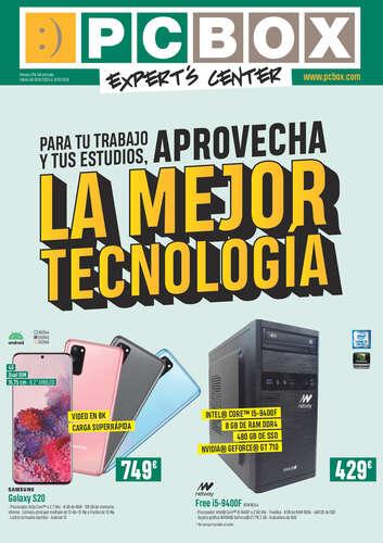 Para tu trabajo y tus estudios aprovecha la mejor tecnología- Page 1