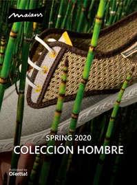 Spring 2020. Colección hombre