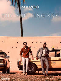 The shifting sky