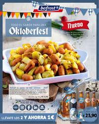 Todo el sabor para una oktoberfest