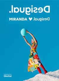 Miranda loves Desigual