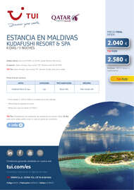 Maldivas a tu alcance