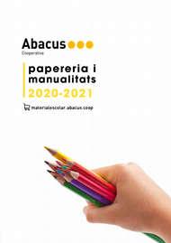 Papereria i manualitats 2020-2021