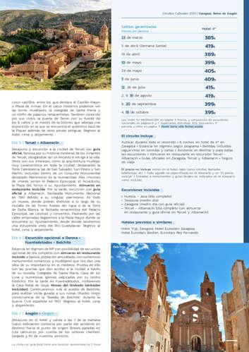 Circuitos culturales 2020- Page 1