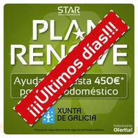 Plan renove 🔥¡ÚLTIMOS DÍAS!🔥