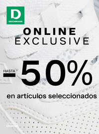 Online Exclusive. hasta -50%