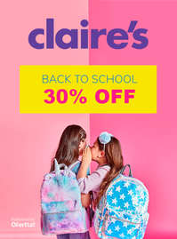 Back to school 30% off