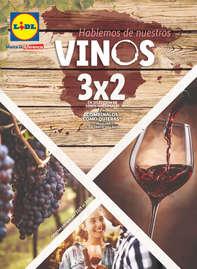 Vinos 3x2