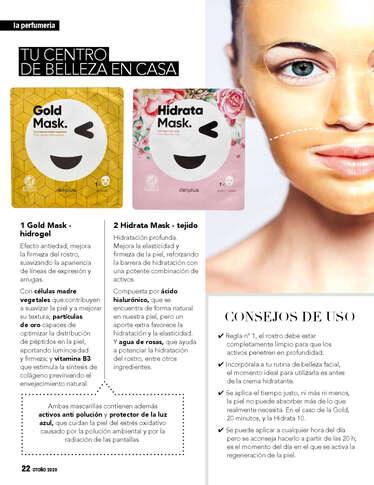 La perfumería de Mercadona - Otoño 2020- Page 1