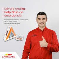 Llévate una luz help flash