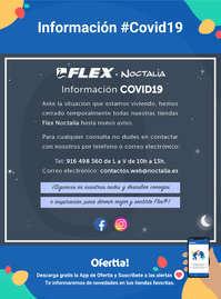 Información Flex Noctalia #Covid19