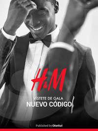 H&M Men Nuevo Codigo
