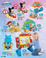 mapa toys Navidad 2019