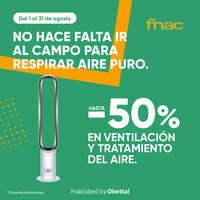 Hasta -50% en ventilación y tratamiento del aire