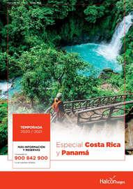 Especial Costa Rica y Panamá 2020 2021