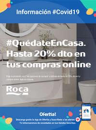 Hasta 20% dto en tus compras online #QuédateEnCasa #Covid19