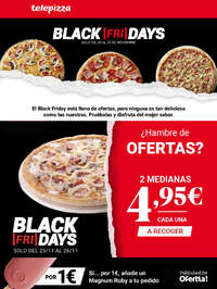 telepizza Black Friday