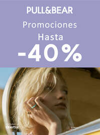 Promociones hasta -40%