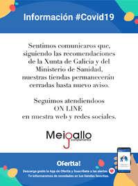 Información Meigallo #Covid19