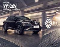 Nuevo Renault Arkana 2021