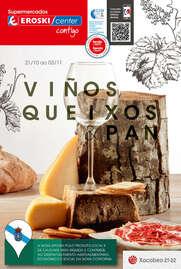 - Viños, queixos & pan -