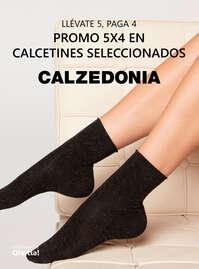5x4 en calcetines