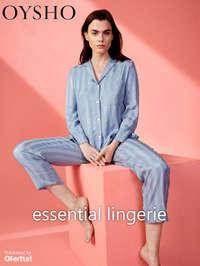 Essential lingerie