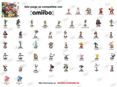 Amiibo- Page 1