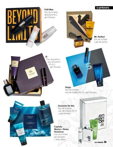 Perfumería Navidad 2019- Page 1