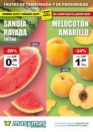 Frutas de temporada 🍉