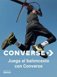 Juega al baloncesto con Converse