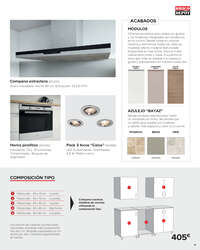 Cocinas Colección 2021