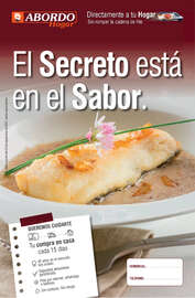 El secreto está en el sabor