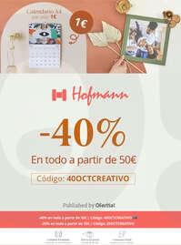 -40% en todo a partir de 50€