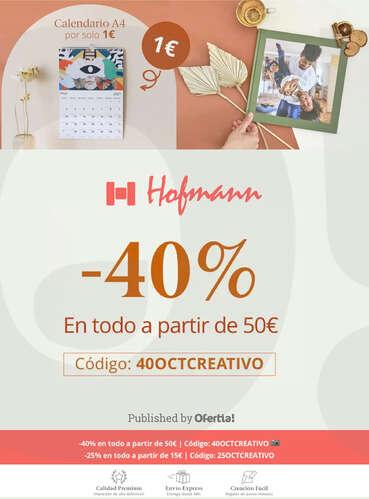 -40% en todo a partir de 50€- Page 1
