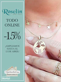 Todo online -15%