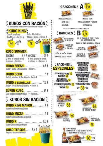 Carta Kubo- Page 1