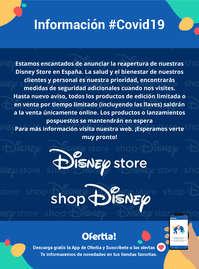 Información Disney #Covid19